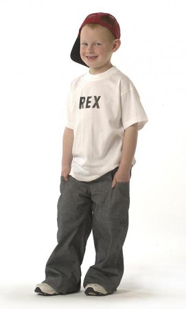 Children's Clothes Rex Pants