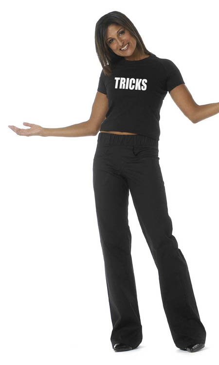 Women's Pants Tricks