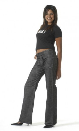 Women's Pants Twist