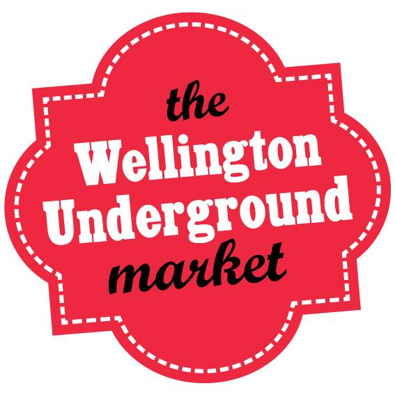 The Wellington Underground Market Logo